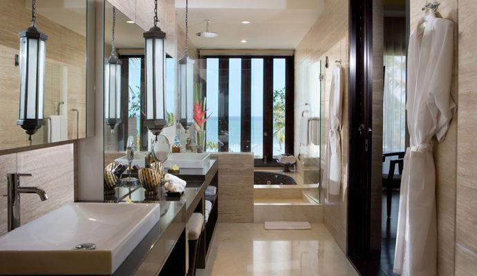 suite salle de bains