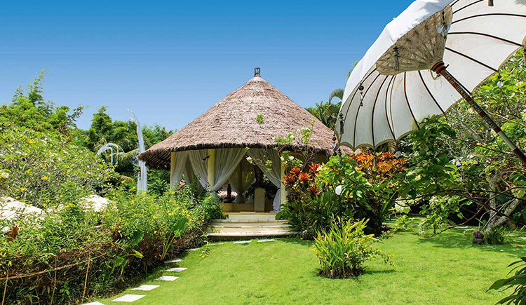 Villa Privee jardin