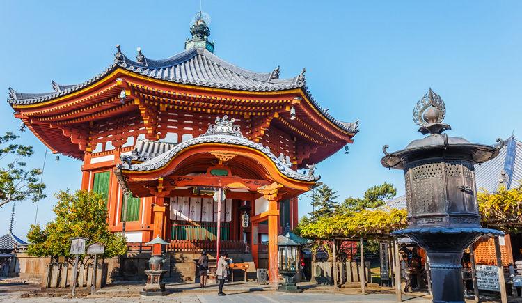 Nara Kofuku-ji Temple