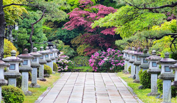 Koya-San Garden