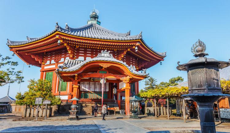 Kofugu ji Nara