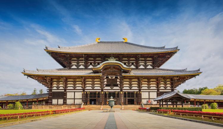 Nara Temple Todaiji