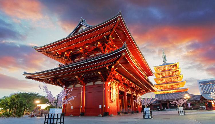 Tokyo Sanctuaire Shintoiste