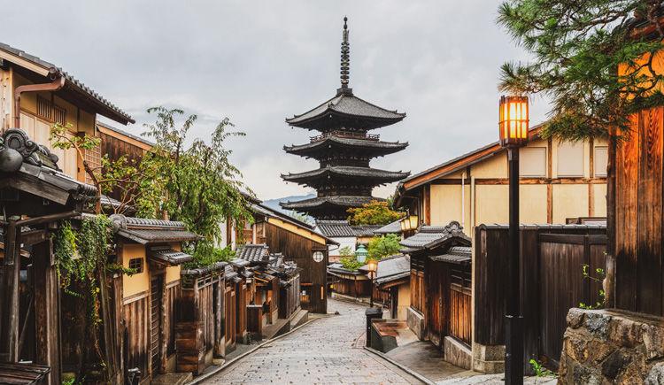 Kyoto Quartier Geishas Gion