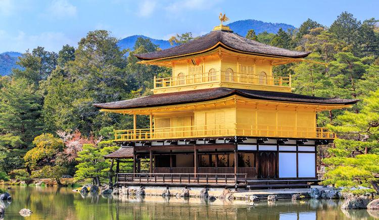 Kyoto Golden Pavillon