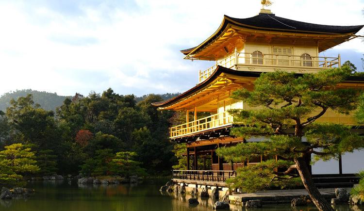 temple Kinkaku-Ji