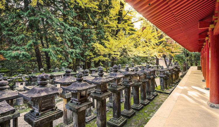 sanctuaire Kasuga-Taisha