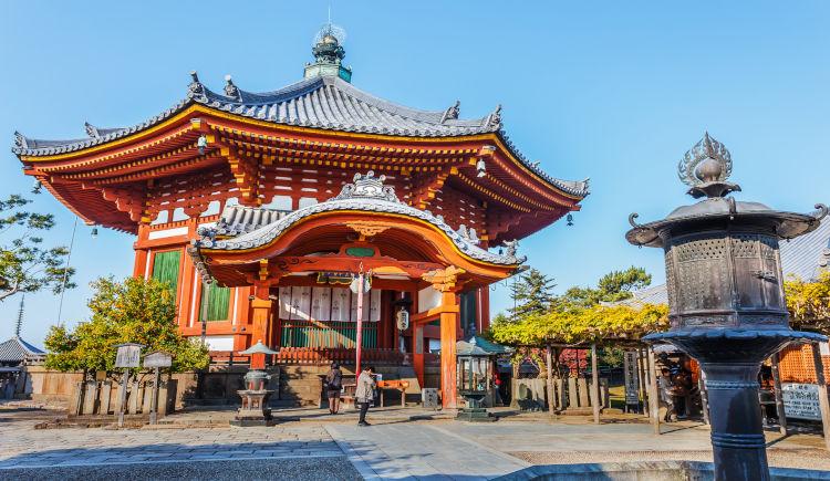 Temple Kofuku ji Nara