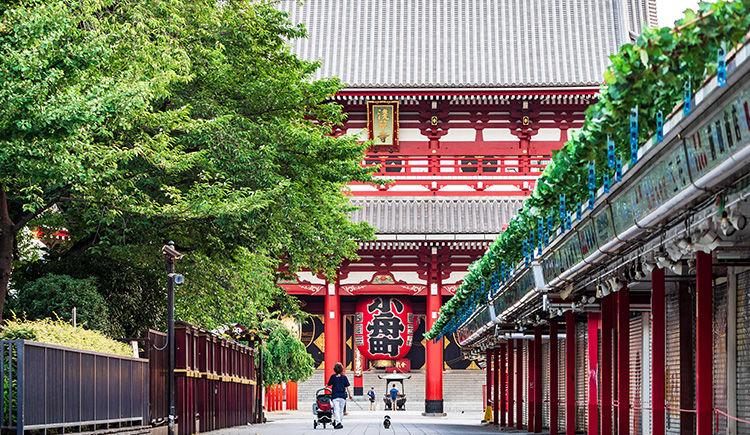 sanctuaire Asakusa