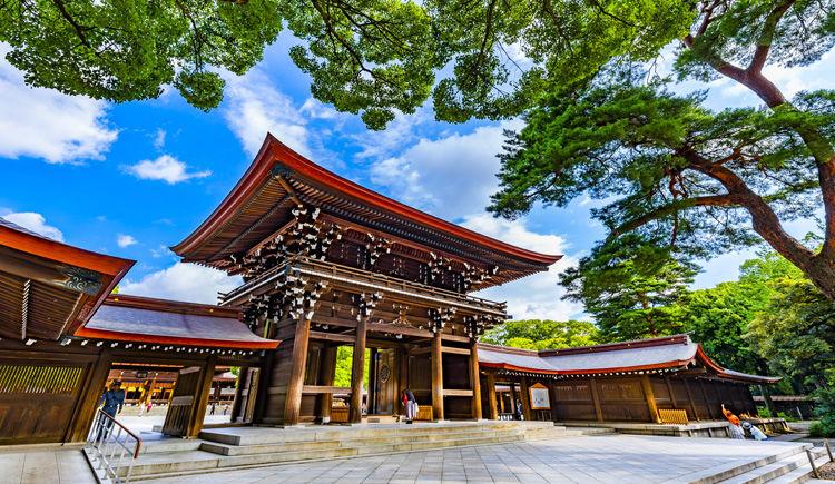 Tokyo Sacturaire Meiji