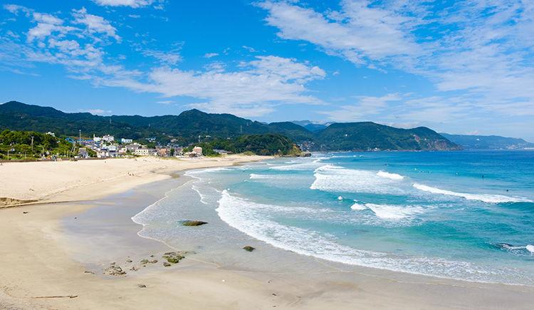Wakura-Onsen plage de Shirahama