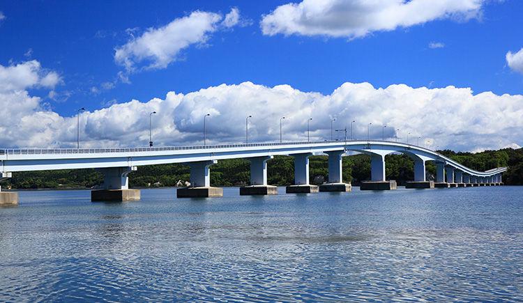 Wakura-Onsen pont de Notojima