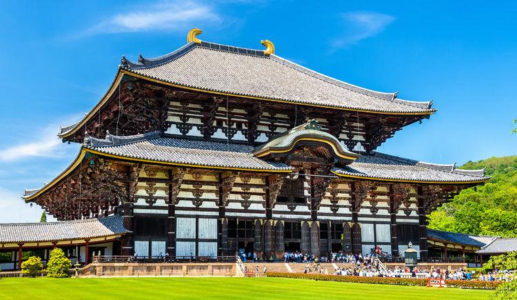 Kyoto Temple Todaiji