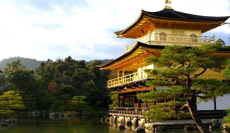 kyototemple Kinkaku-ji