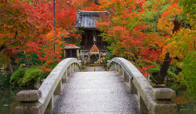 sanctuaire Eikan-do