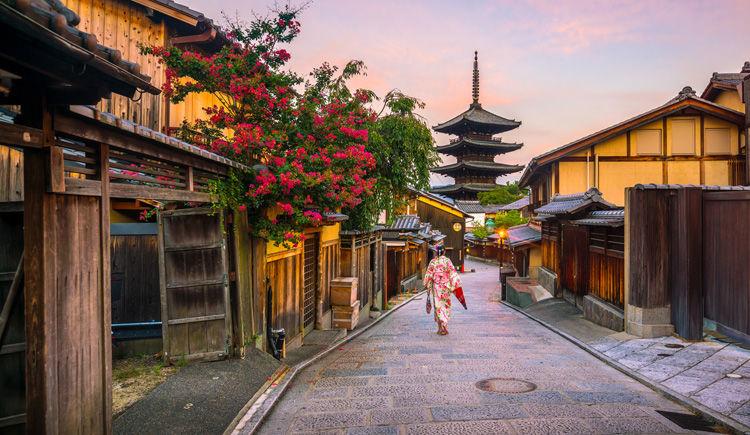 pagode Yasaka