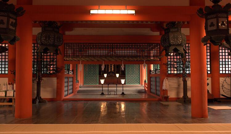 Miyajima sanctuaire de Itsukushima