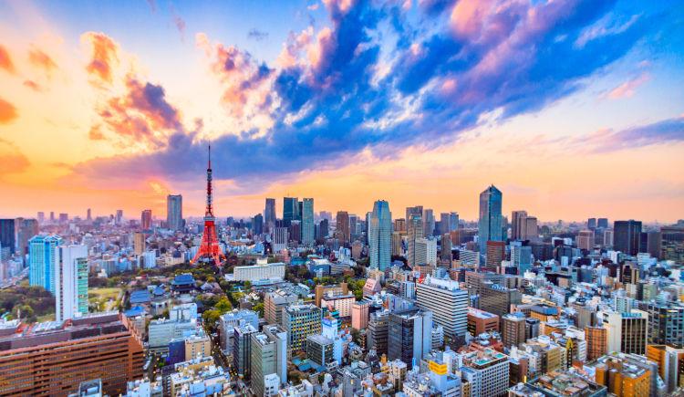 Tokyo ville