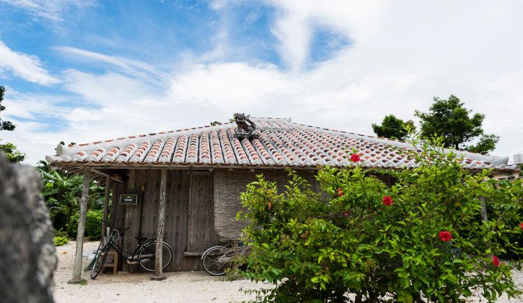 maison classique Okinawa