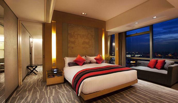 the longemont shanghai suite