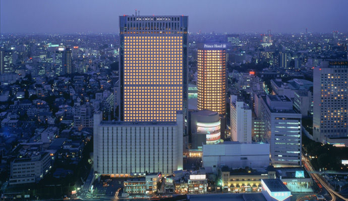 Shinagawa Prince Hotel (Main Tower) 3 * Sup