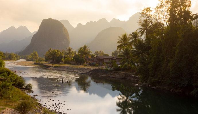 riviere du mekong