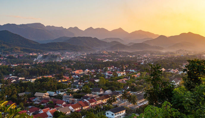 Laos en liberté 7 jours / 6 nuits