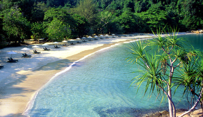 Pangkor Laut Resort 5 * Luxe