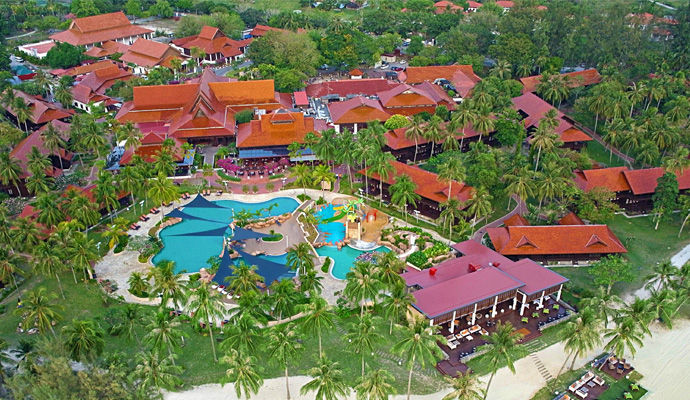 Pelangi Beach Resort 4 *