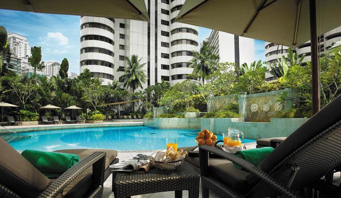 Shangri La Kuala Lumpur 5 * Luxe