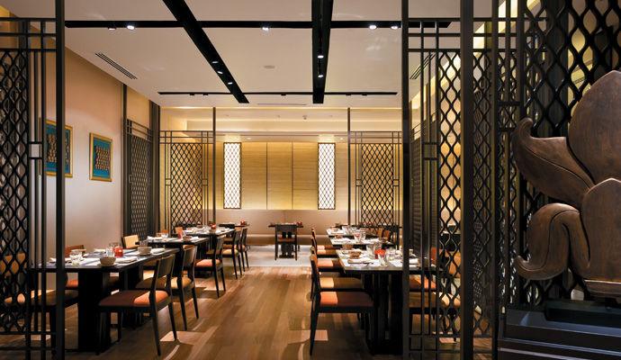 restaurant naan