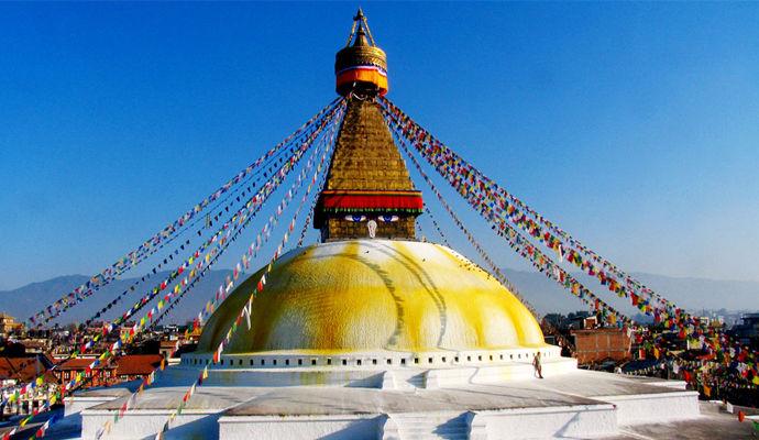 kathmandu swayambhunath