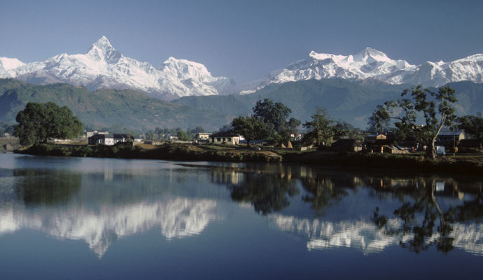 Kathmandu, Pokhara & Annapurna Trek