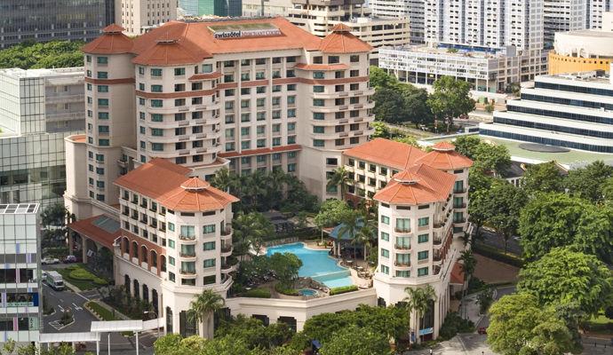 swissotel singapour