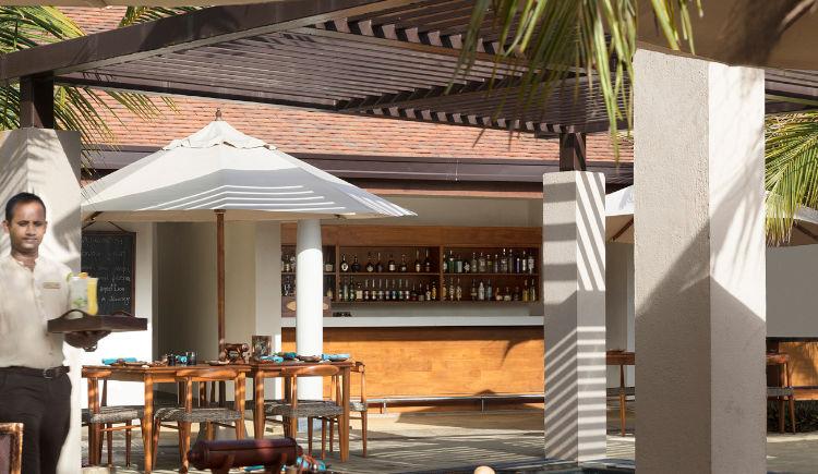 Restaurant Piscine Bar