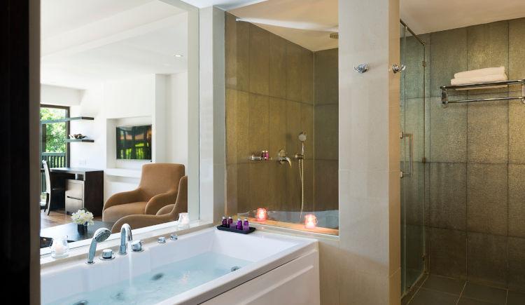 Amenity deluxe king bed salle de bain