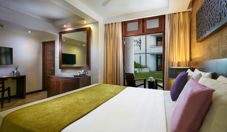 Avani Courtyard view room