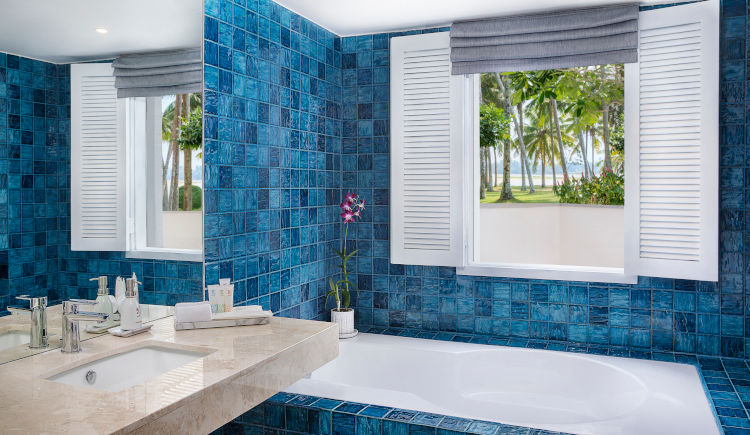 Avani ocean view suite salle de bain