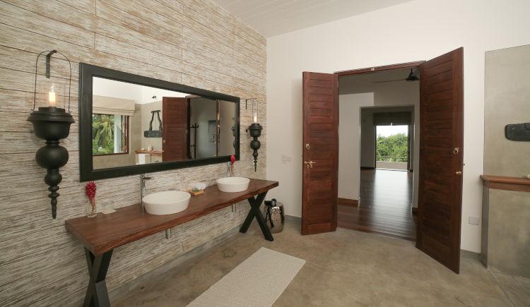 suite bedroom salle de bain