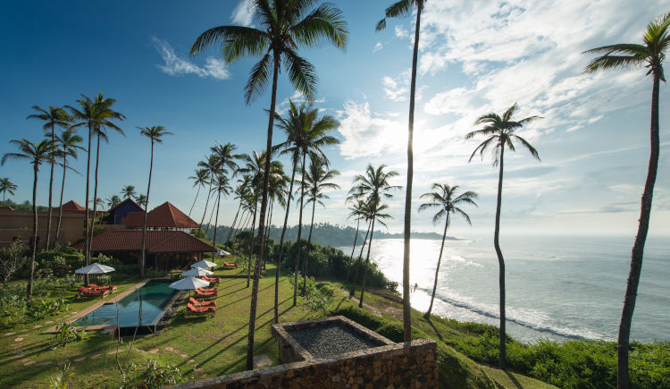 Cape Weligama 5 * Luxe