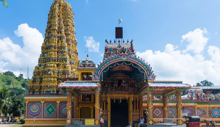 Matale Sri Muthumariamman Temple Kovil