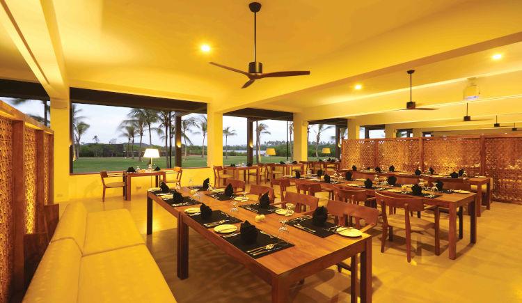 Restaurant The Ocean