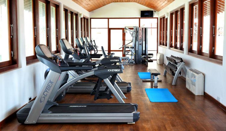 salon gym