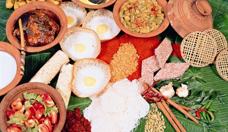 Saveur cuisine Sri Lanka