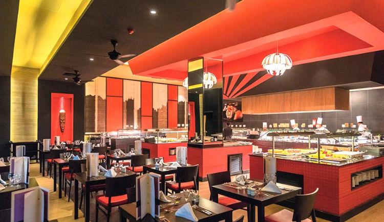 Restaurant asiatique