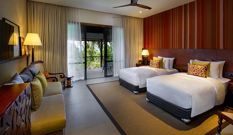 Suite Luxury Sea view