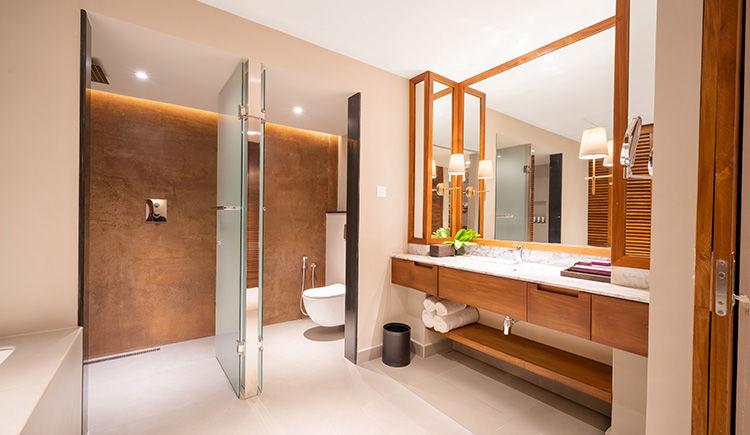 Suite Luxury Beach Access salle de bain