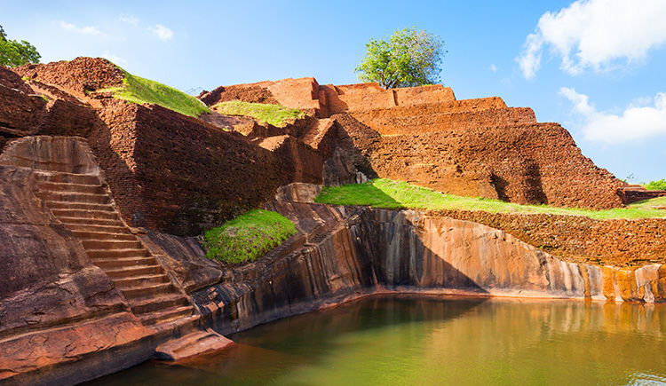 forteresse de Sigiriya