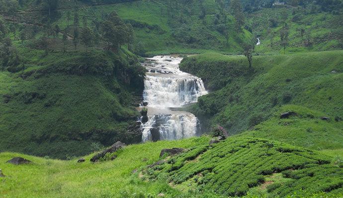 nuwara eliya falls
