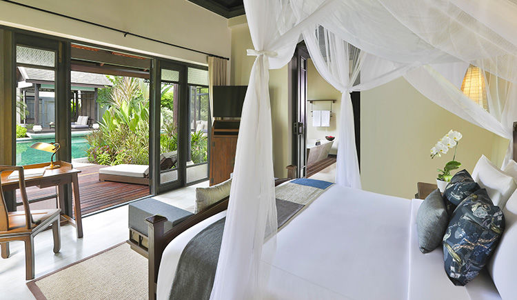 chambre Deluxe Pool Acces
